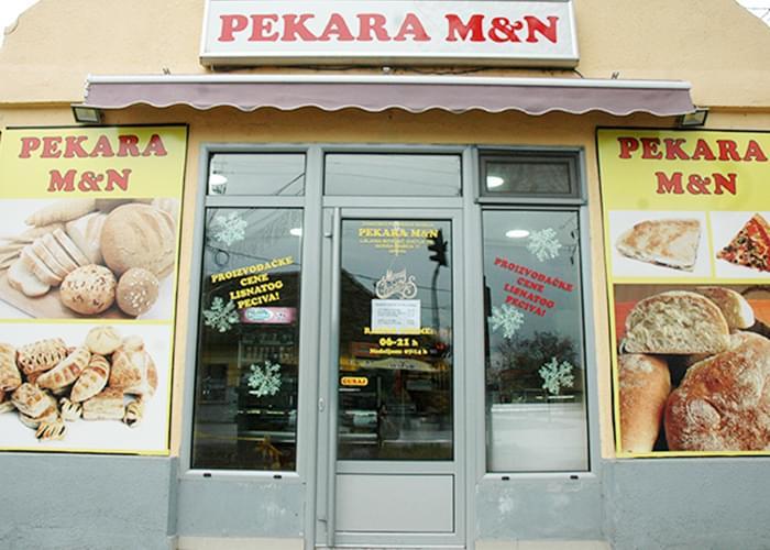 Pekara M&N, Opovo
